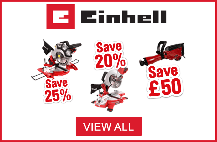 Einhell Offers - View All