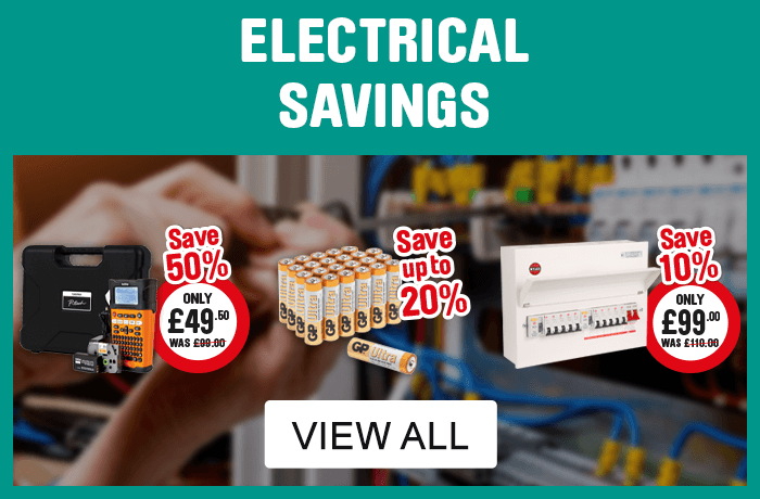 Electrical Savings. View All