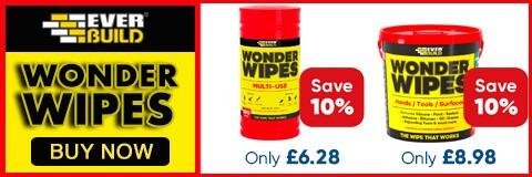 Wonder Wipes - Buy Now