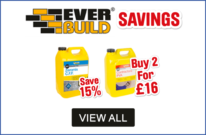 Everbuild Savings - View All