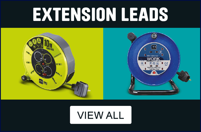 Extension Leads - View All