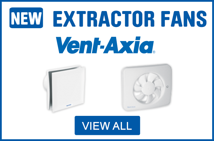 New Extractor Fans - View All