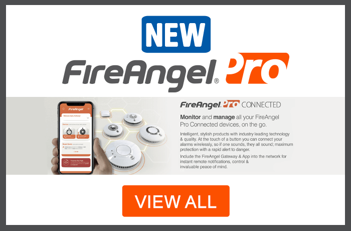 New FireAngelPro Connected. View All