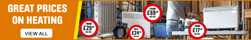 Great prices on Heaters - View All
