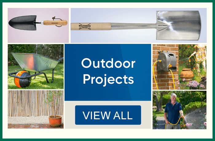 Outdoor Projects - View All