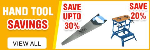 Hand Tool Savings - View All