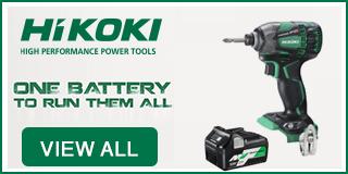 Hikoki Power Tools - View All