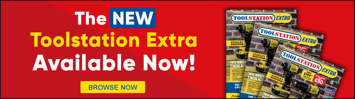 New Extra Catalogue Out Now - Shop Now