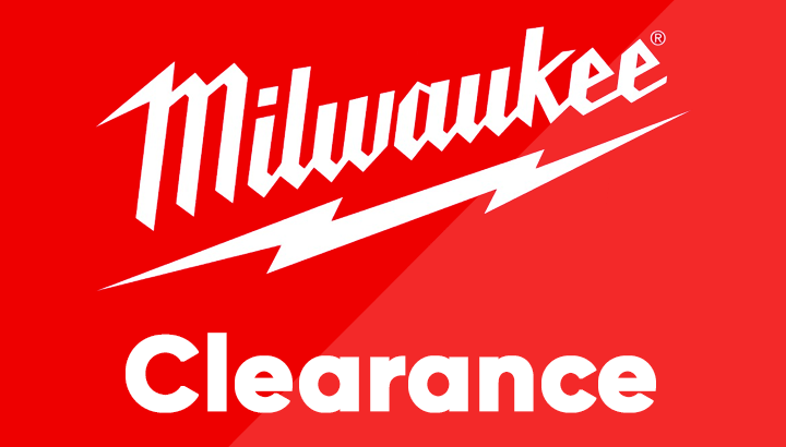 Milwaukee Clearance - View All