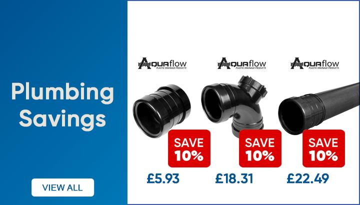 Plumbing Savings - View All