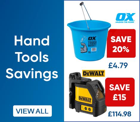 Hand Tool Savings View All