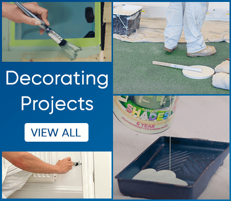 Decorating Projects View All