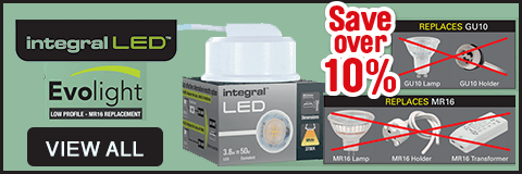 intergral LED Evofire+ - View All