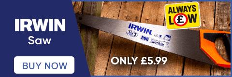 Irwin Saw - Buy Now