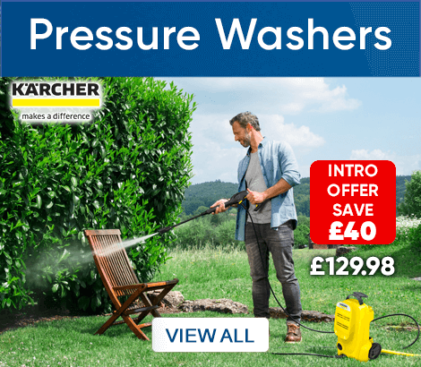 Pressure Washers - View All