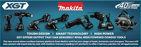 Makita XGT 40V - View All