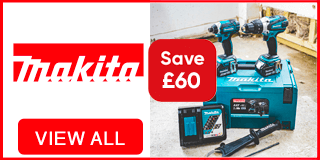 Makita Power Tools - View All