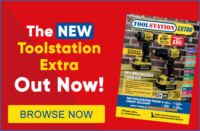 Extra catalogue available now