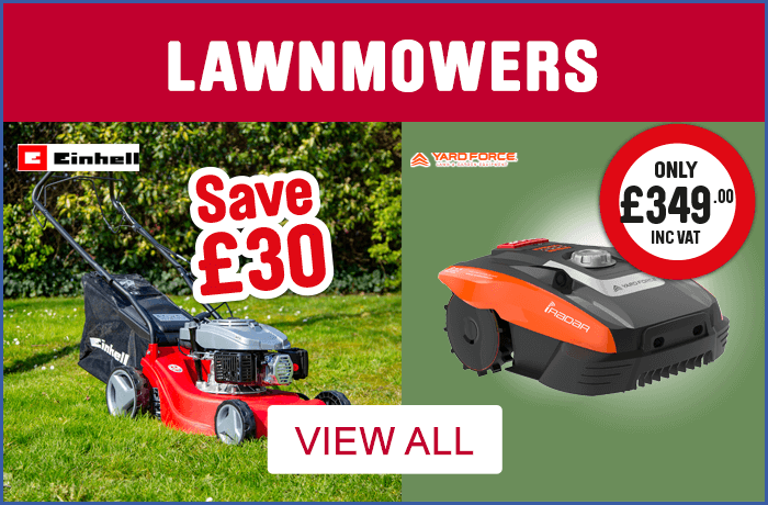 Lawnmowers - View All