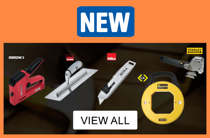 New Hand Tools - View All