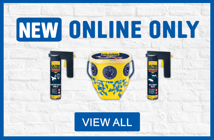New Cleaning & Pest Control online only - View All