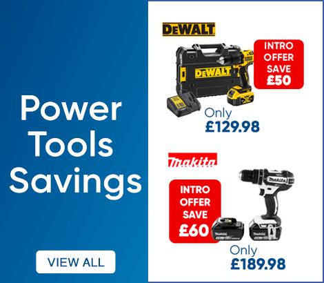 Power Tool Savings - View All
