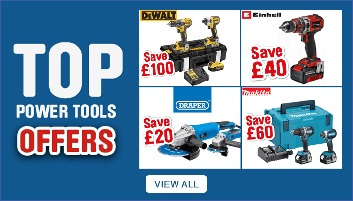 Power Tools Savings - View All