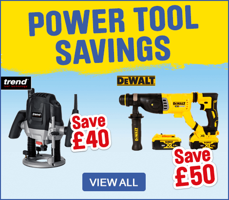 Power Tool Savings - View All