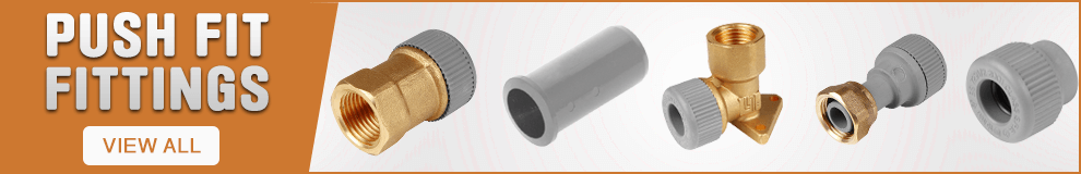Push Fit Fittings - View All