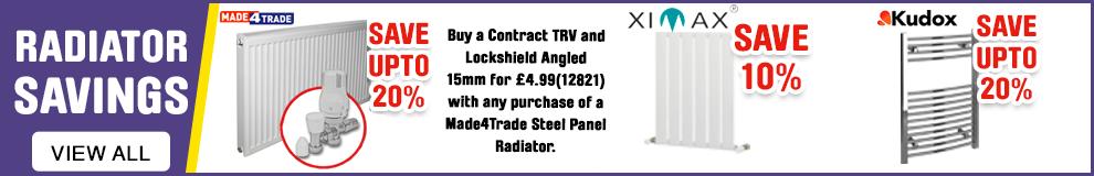 Radiator Savings