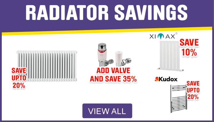 Radiator Savings - View All