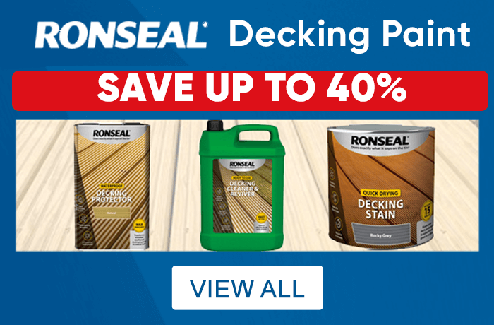 Ronseal Decking - View All