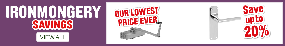 Ironmongery Savings
