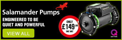 Salamander Pumps. Engineered to be quiet and powerful. View All