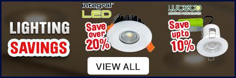 Lighting Savings. View All