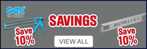 Savings on Adhesives & Sealants - View All
