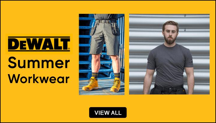 DeWalt Summer Workwear - View All