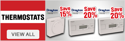 Central Heating Thermostat Savings -  View All