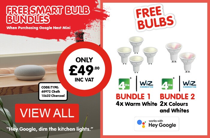Google Nest Free Bulb