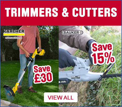 Trimmers & Cutters - View All