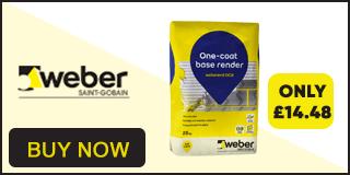 One-coat base render - Buy Now