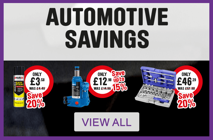Automotive Savings - View All