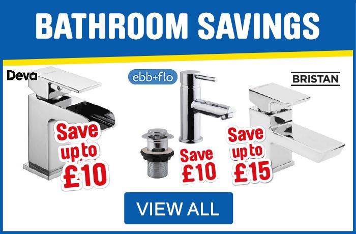 Bathroom Savings