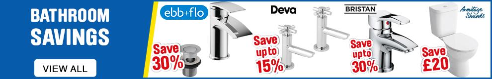 Bathroom Savings - View All