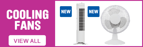 Cooling Fans - View All