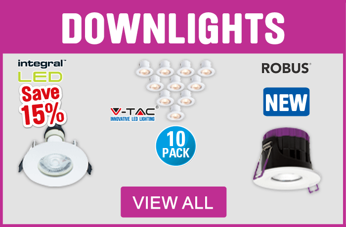 Downlights- View All