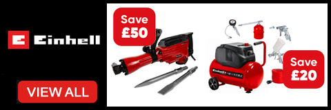 Einhell Power Tool Savings - View All