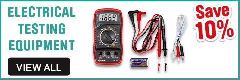 Electrical Testing Equipment - View All