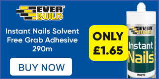Instant Nails Grab Adhesive - View All