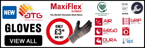 New ATG Work Gloves - View All